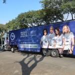 """Campanha """"Ouvido, Nariz e Garganta: cuide e viva melhor"""" Curitiba"""