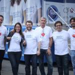 """Campanha """"Ouvido, Nariz e Garganta: cuide e viva melhor"""" –  São Paulo"""