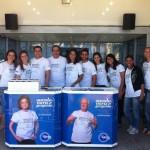 """Campanha """"Ouvido, Nariz e Garganta: cuide e viva melhor"""" –  Salvador"""